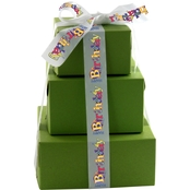 Gluten Free Palace Smiles and Cheer! Gluten-Free Get Well Gift Tower - Large