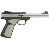 Browning Buck Mark Camper 22 LR 5.5 in. Barrel 10 Rds Pistol Stainless Steel