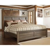 Signature Design by Ashley Juararo King Panel Bed