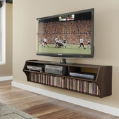 Prepac Altus Plus Floating TV Stand