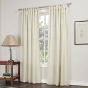 S. Lichtenberg Jacob Tab Top Curtain Panel