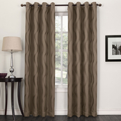 Sun Zero Alchemy Blackout Curtain Panel