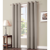 Sun Zero Greenwich Blackout Curtain Panel