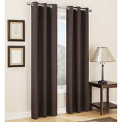 Sun Zero Thompson Thermal Lined Curtain Panel
