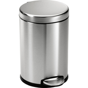 Simplehuman 4.5L Round Step Trash Can