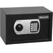 Honeywell .27 Cu. Ft. Steel Security Safe