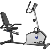 Marcy Recumbent Exercise Bike, NS 1201R