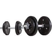 Marcy 40 lb. Adjustable Dumbbell Set, ADS 42