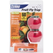 Terro Fruit Fly Trap 6/0.5 oz. 2 pk.