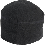 DLATS Army Black Micro Fleece Cap