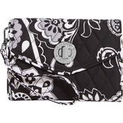 Vera Bradley Your Turn Smartphone Wristlet, Midnight Paisley