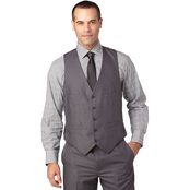 Kenneth Cole Reaction Regular Fit Suited Separate Vest