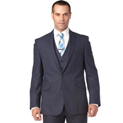 Kenneth Cole Reaction Slim Fit Notch Lapel Suited Separate Coat