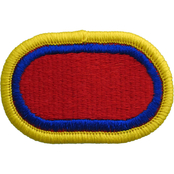 Army Oval 127th Engineer Battalion