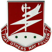 127th Engineer Battalion Crest
