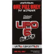 Nutrex Lipo 6 Black Ultra Concentrate, 60 Pk.