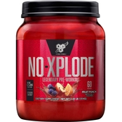 BSN N.O. Xplode Fruit Punch, 30 Servings