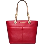 Michael Kors Bedford Top Zip Pocket Tote