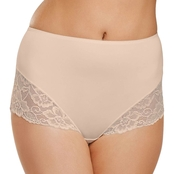 Jockey Slimmers Side Lace Brief