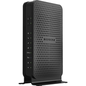 NETGEAR N600 C3700-100NAS Cable Modem/Wireless Router