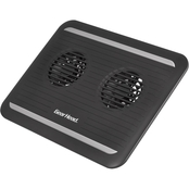 Gear Head Dual- Cool II Notebook Cooling Pad
