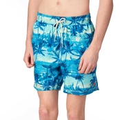 Caribbean Joe Swimwear Paradise Trunks