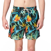 Caribbean Joe Swimwear Andros Isle Trunks