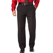 Kenneth Cole Reaction Big & Tall Slim Fit Suited Separate Flat Front Pants