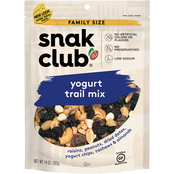 SnakClub Yogurt Nut Mix Family Size, 14 oz.
