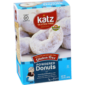 Katz Gluten Free Powdered Donuts 4 pk.