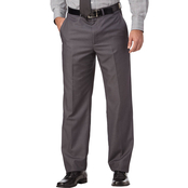 Kenneth Cole Reaction Big & Tall Regular Fit Suited Separate Flat Front Pants