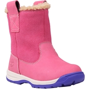 Timberland Toddlers Earthkeepers Timber Tykes Lined Pull On Boots