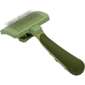 Coastal Pets Self Cleaning Slicker Brush