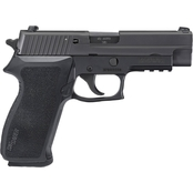 Sig Sauer P220 45 ACP 4.4 in. Barrel 8 Rnd 2 Mag NS Pistol Black