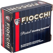 Fiocchi Extrema .380 ACP 90 Gr. XTP, 25 Rounds