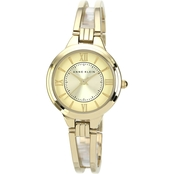 Anne Klein Women's Open Bangle Watch AK/144