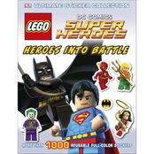 Sticker Collection: LEGO DC Comics Super Heroes: Heroes into Battle