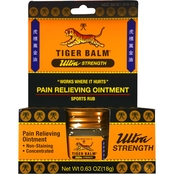Tiger Balm Ultra Strength Ointment 18g