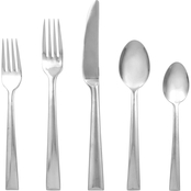 Lenox Continental Dining Stainless Steel 5 pc. Flatware Place Setting