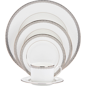 Lenox Lace Couture 5 pc. Dinnerware Place Setting