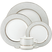 Lenox Pearl Beads 5 pc. Dinnerware Place Setting