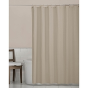 Maytex Norwich Embossed Microfiber Shower Curtain Liner