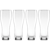 Lenox Tuscany Classics Craft Beer Collection 4 pc. Wheat Beer Glass Set