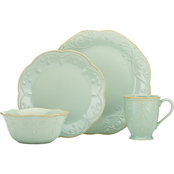 Lenox French Perle Ice Blue 4 pc. Place Setting