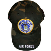 Air Force Camo Ball Cap