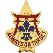 Army 30th Air Defense Artillery Brigade Unit Crest