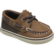 Sperry Infant Boys Intrepid Crib Boat Shoes