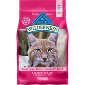 Blue Buffalo Blue Wilderness Salmon Recipe for Adult Cats, 5.1 lb.