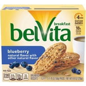 Nabisco Belvita Blueberry Breakfast Biscuits 8.8 oz.