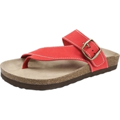 White Mountain Carly Sandals